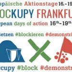 Blockupy : Krisenbewusstsein, wo bist du?
