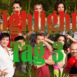 Die Highlights im Junglecamp – Tag 3