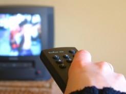 Fernsehen macht passiv