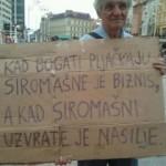 Wahre Worte… 14. November Generalstreik Europa